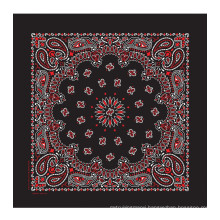 Promotional Custom Made Paisley Cotton Biker Bandana Head Wrap