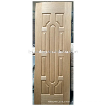 decorative natural wood veneer door skin