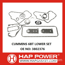 3802376 CUMMINS 6BT SET INFERIORE