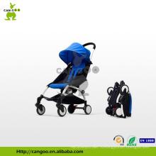 Простой стиль 4 колеса Baby Walker с тормозами завод продукта для малышей и ребенка