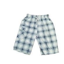 Wholesale Cotton Boy′s Shorts with Check Printed (SP003)