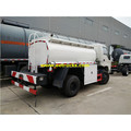 Dongfeng 4x2 5 CBM Oil Tank Trucks