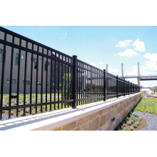 5 'Height Piquete Perfil Flat Top Fence