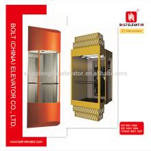 630KG, 800KG, 1000KG Observation Elevator LIft