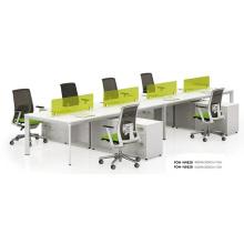 Platzsparende Kompakt-Workstations für das Büro (FOH-N4828)