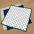 Custom Printed Wholesale Silk Pocket Squares for Men