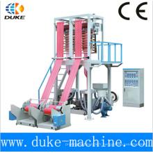 Machine de soufflage à deux rayons en plastique à double vis en plastique PE (SD-45 * 2)
