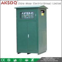 Price Hot Sale SBW 300KVA Automatic Compensated Power Servo Voltage Stabilizer From Wenzhou Yueqing Factory