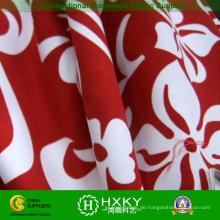 Hot Transfer Printing Twill Pfirsich Haut Stoff für Sommer kurze Hosen