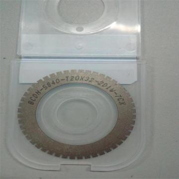 Diamond hub dicing blade