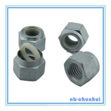 Ecrou à noix hexagonale hexagonale-DIN985