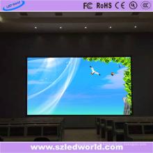 HD1.56 / 1.66 / 1.92 / 2.5 mur visuel de moulage en matrice LED de location d'intérieur