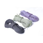 Cuerda de escalada / cuerda de nylon de la alta calidad que sube