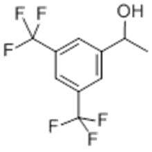 Benzenemethanol, a-methyl-3,5-bis(trifluoromethyl)-,( 57279451,aR)-  CAS 127852-28-2