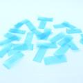 Rectángulo biodegradable respetuoso del medio ambiente del papel de confeti vendedor caliente