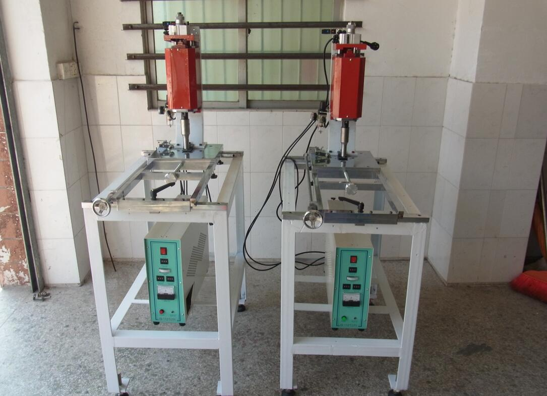 Ultrasonic Sealing Equipment for Plastic Bags