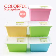 Caja de almacenaje plástica ensamblada de alta calidad de la caja 3325storage