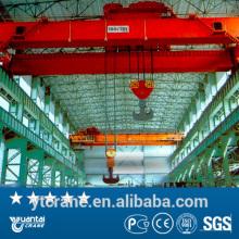 Material Handling Crane With C Type Coil Hook,double girder overhead crane