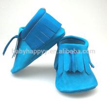 Pretty Kids tout-petits chaussures en cuir mocassin bébé