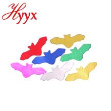 Confeti al por mayor del palo del arte de Halloween del confeti de la alta calidad del partido del popper de HYYX a granel