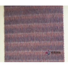 Long Woolen 10% Alpaca Single Face Fabric