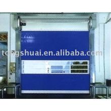 porte haute isolation PVC