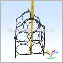 Smartable black made in china counter rack de chaminé de metal