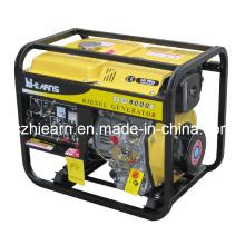 3.2kw Open Frame Diesel Power Generator Set (DG4000E)