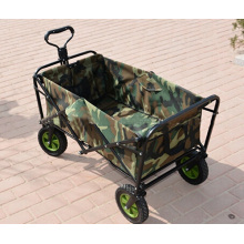Utility Collapsible Kid Garden Folding Wagon