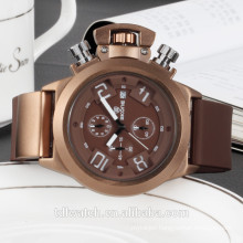 SKONE 5143E Exquisite hot sales face men wrist watch water resistant