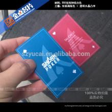 Papel de laminação de filme impressora de impressão de design de cartão de visita de luxo