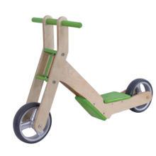 """Деревянный велосипед 8 """"детский мини велосипед / детский скутер"""