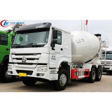 2019 New SINO 12CBM Concrete Mixer Truck Cost