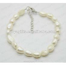 Fashion 2012 Joya Fresh Water Pearl Beads Anklet