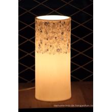 Moderne stilvolle Keramik Tischlampe