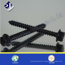 DIN carbon steel phosphate wood screw