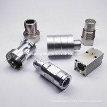 Composants industriels à usinage personnalisé