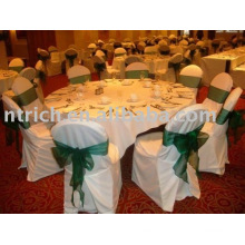 chair covers,polyester/visa chair covers,hotel/banquet chair covers,organza sashes