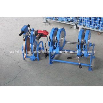 Sud200m-4 máquina de solda da fusão da extremidade da tubulação do HDPE