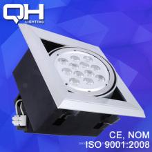 12W luz feijão de luz LED de feijão Gall
