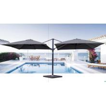 Parapluie Parasol deux jardin de soleil extérieur