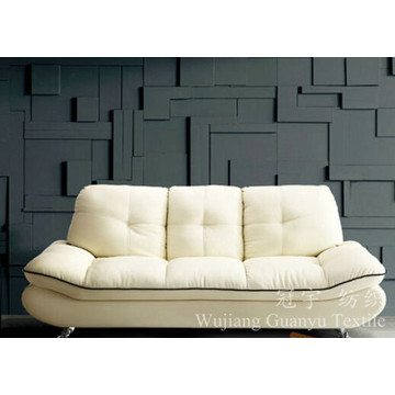 Imitation Leather 100% Polyester Suede Fabric for Furniture Covers