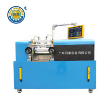 Low price for Lab Plastic Open Mixing Mill 4 Inch Laboratory Two Roll Mill export to Japan Supplier