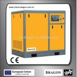 Oil flooded direct driven variable frequency screw compressor by DRAGON