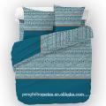 Tissu de drap imprimé personnalisé sur mesure de polyester