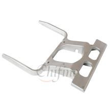 CNC подвергая механической обработке, часть медицинского оборудования