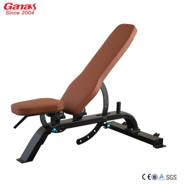 Peralatan Olahraga Komersial Bench Multi-Adjustable