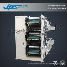 Auto Drei Farbdruckmaschine mit einem UV