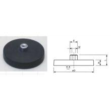 Намагничивающий магнитный держатель постоянного магнитного поля