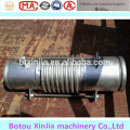 metal universal axial expansion joint